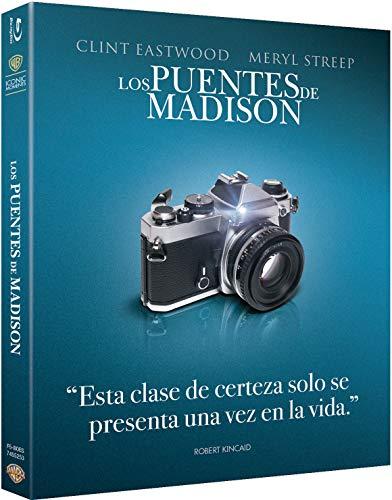 Los Puentes De Madison Blu-Ray - Iconic [Blu-ray]