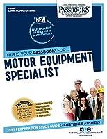 Motor Equipment Specialist (Career Examination)