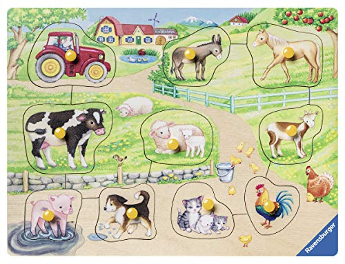 Ravensburger -   Kinderpuzzle -