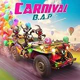 B.A.P - [CARNAVAL] quinto mini album especial Ver CD + 60p Libro de Fotos + 1p tarjeta de la foto + 1p 1p + Poster de tamano Mini Pop-Up Stand K-POP sellado BAP