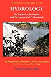 Hydrology for Engineers, Geologists, and Environmental Professionals, Second Edition: An Integrated Treatment...