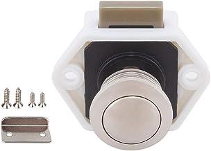 geneic Diameter 20mm Camper Auto Push Lock RV Caravan Boot Lade Knoop Sloten Voor Meubelhardware