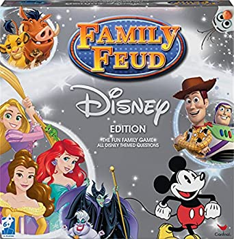 Family Feud Disney Edition Game for Adults Families and Kids Ages 6 and up by Spin Master