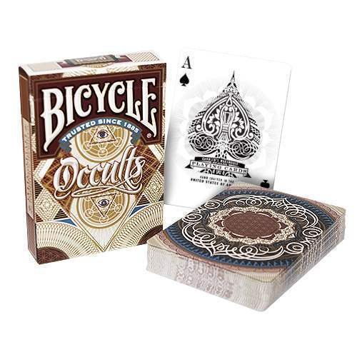 Mazzo di carte Bicycle - Occults - Mazzi Bicycle - Carte da gioco - Giochi di Prestigio e Magia