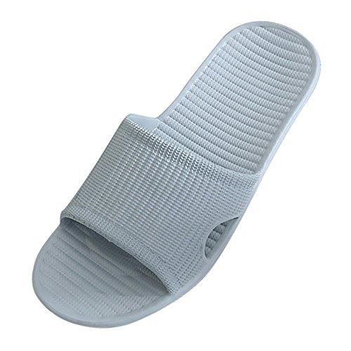 Fannyfuny_Zapatos Hombres Chanclas para Hombre Unisexo Zapatillas de Trabajo Zapatos Mujeres Zapatillas de Playa Sandalias Verano de Casa Novios Unisex Zapatos de Playa y Piscina