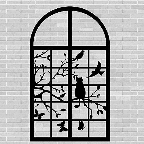 N\A Etiquetas engomadas de la decoración de la Ventana calcomanías de Arte de Vinilo de decoración del hogar a Prueba de Agua