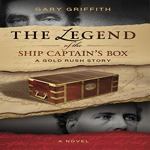 The Legend of the Ship Captain's Box cover art