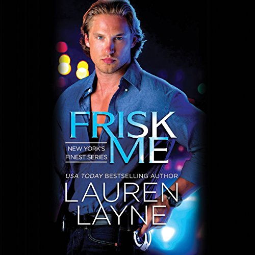 Frisk Me audiobook cover art