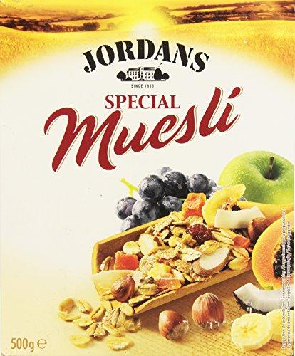Jordans Special Muesli Cereales Integrales, 500g