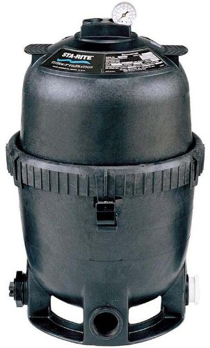 Sta-Rite PLD70 System:2 Modular D.E. PLD Series Pool Filter, 36...