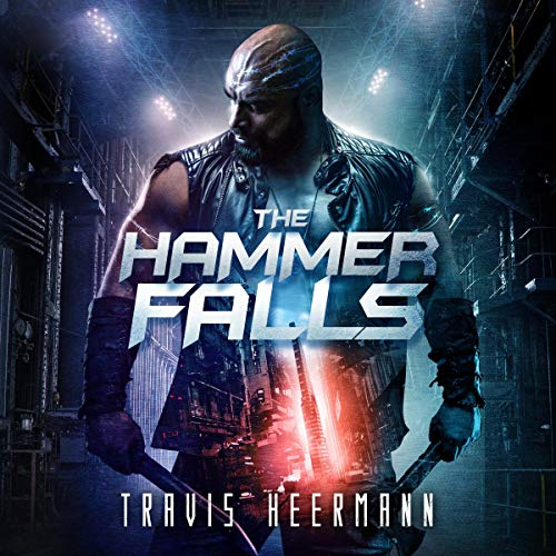 The Hammer Falls Audiobook By Travis Heermann cover art