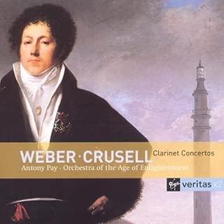 Clarinet Concertos 1 & 2 / Clarinet Concertos 1-3 by Weber, Crusell Import edition (1999) Audio CD
