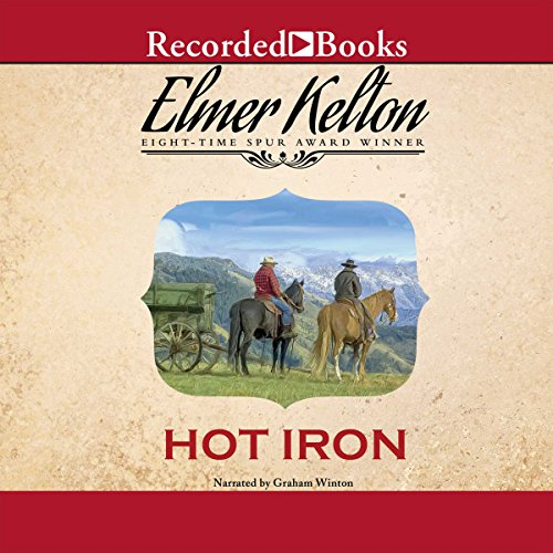 Hot Iron audiobook cover art