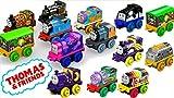 Thomas et ses amis Minis Pack de 6 - Remplissage de bas brillant Thomas Les jouets de moteur de réservoir