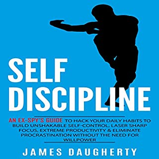 Self-Discipline audiobook cover art