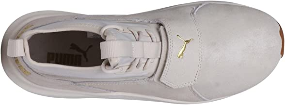 Puma Phenom Shimmer For women Birch-Whisper Size 42 EU - Off White, 19052101