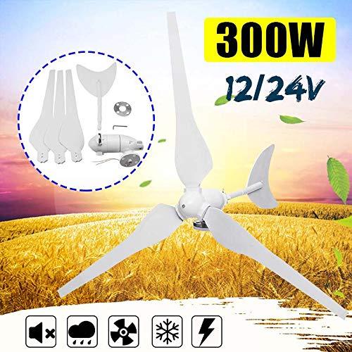 TQ 300W aérogénérateur AC12V / 24V éoliennes éoliennes...