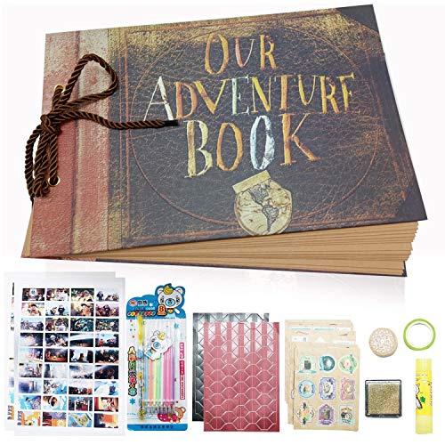 GRT Nuestro libro de aventuras nueva versión de parachoques estéreo de tapa...