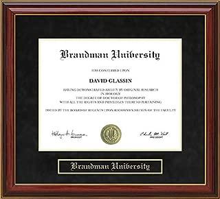 Best brandman university diploma frame Reviews