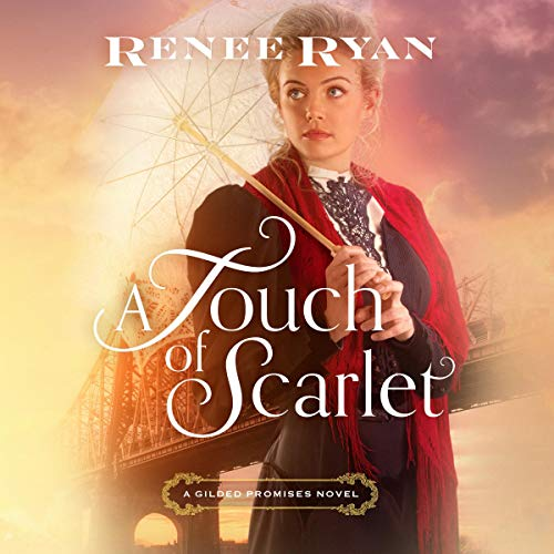 A Touch of Scarlet cover art