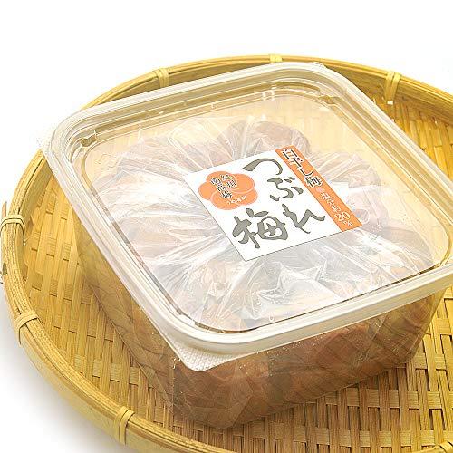 うめ海鮮 梅干し 無添加 白干し 紀州南高梅 つぶれ梅 (1kg) すっぱい梅 訳あり 塩分約20%