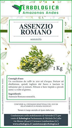 Assenzio Romano tisana confezione da 1 kg