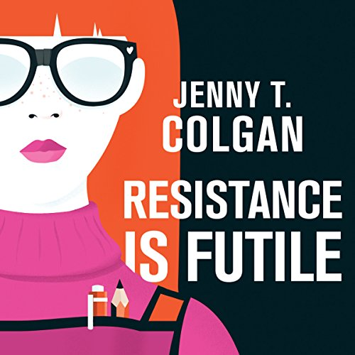 Resistance Is Futile audiobook cover art