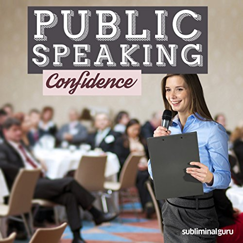 Public Speaking Confidence cover art