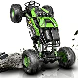 🚗【Strong Power Brings Exciting Off-road Drifting Experience】Equipped with anti-slip tires, 4 powerful motors, and shock absorbers, this big RC drift car has good passability, high-powered off-road, and land-gripping ability. No matter sand, stone roa...