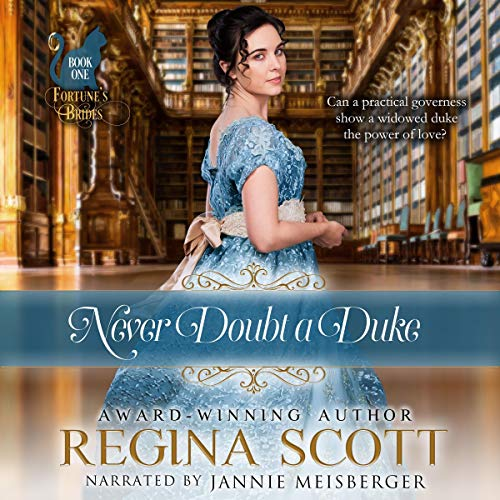 Never Doubt a Duke audiobook cover art
