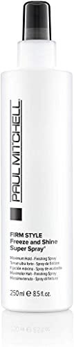 Paul Mitchell Firm Style Freeze And Shine Super Spray, Linea Firm Style, 250 ml