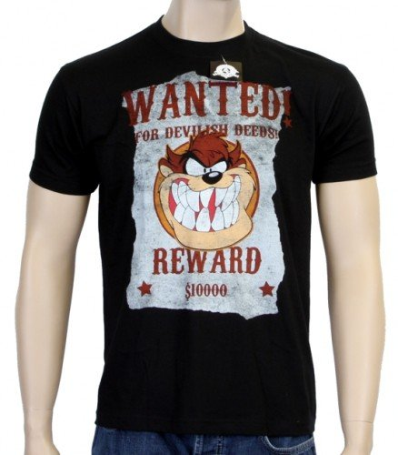 Looney Tunes Tasmanian Devil T-shirt Taille S