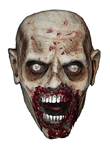 The Walking Dead Maske Beißer Zombie zum Halloween Kostüm