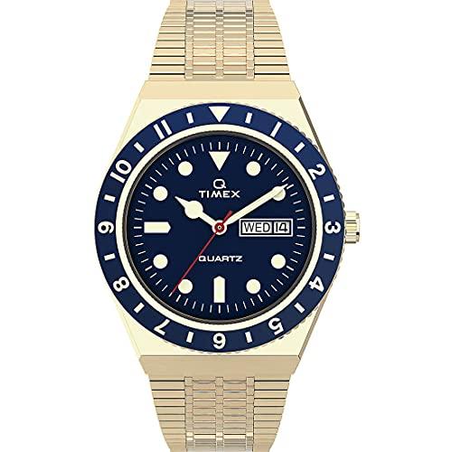 Timex Men's Analogue Quartz Watch with Stainless Steel Strap TW2U62000