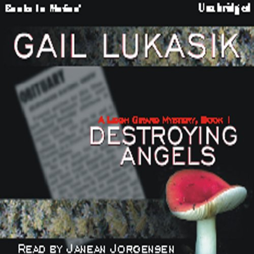 Destroying Angels audiobook cover art