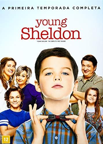 Young Sheldon 1A Temp [DVD]