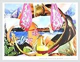 Germanposters Jeff Koons Candle Poster Kunstdruck Bild im