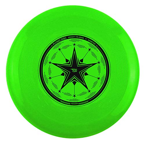 top flyer Frisbee Disc 27.5 cm Professional Throwing Disc 175 Gramos