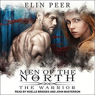 The Warrior audiobook cover art