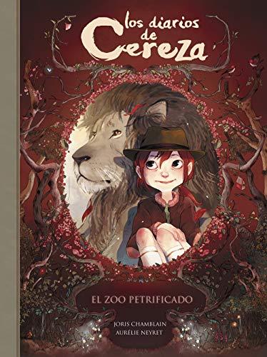 El zoo petrificado (Serie Los diarios de Cereza 1) eBook ...