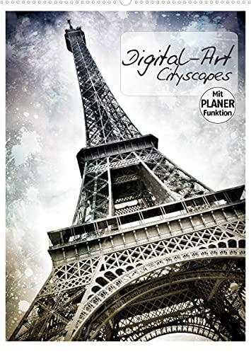 DIGITAL-ART Cityscapes (Wandkalender...