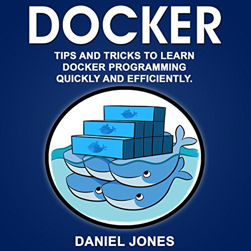 Docker audiobook cover art