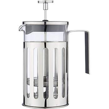 Bialetti 0003360 Caraffa in Vetro per caffettiera a pistone French Press 16,7 x 16,7 x 27,3 cm