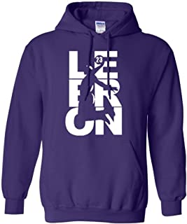 City Shirts Lebron Fan Wear Los Angeles Cleveland # 23 Sweatshirt Hoodie