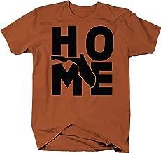 Home Florida caps Love Native State Sunshine Beach Fun T Shirt for Men