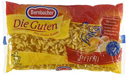 Bernbacher Die Guten 250g - Pfiffli, 12er Pack (12x 250 g Beutel)