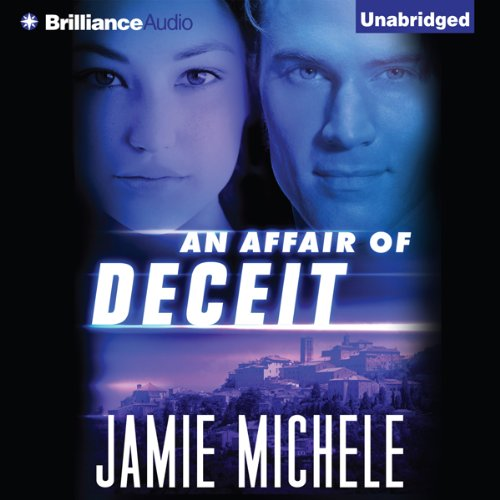 An Affair of Deceit audiobook cover art