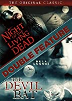 Night of the Living Dead / Devil Bat / [DVD] [Import]