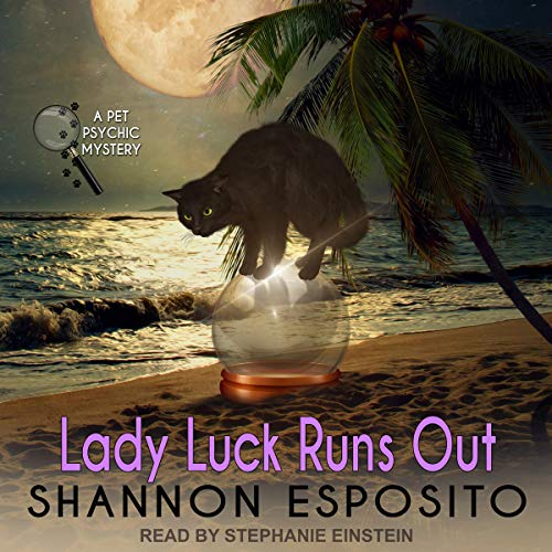Lady Luck Runs Out cover art