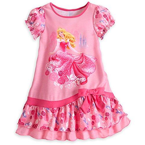 Disney Aurora Nightshirt for Girls (5-6)
